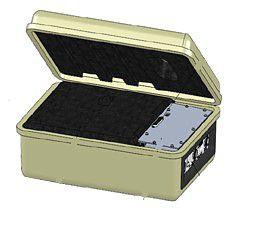 Exemple d'une valise d'énergie