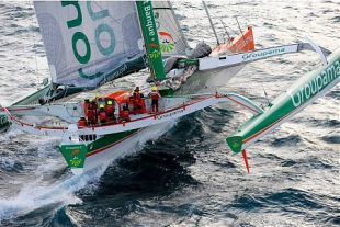 WILLIAMSON ELECTRONIQUE partenaire de Groupama sailing team