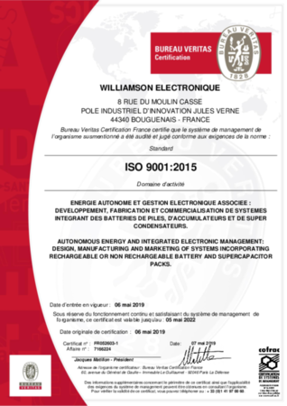 7166224-WILLIAMSON ELECTRONIQUE-ISO9001-V1 (003)